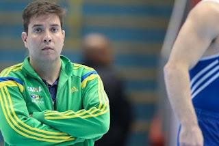Ex-treinador da seleção brasileira masculina de ginástica artística é banido do esporte
