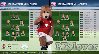 FC Bayern Munchen Is Back [PES 2017]