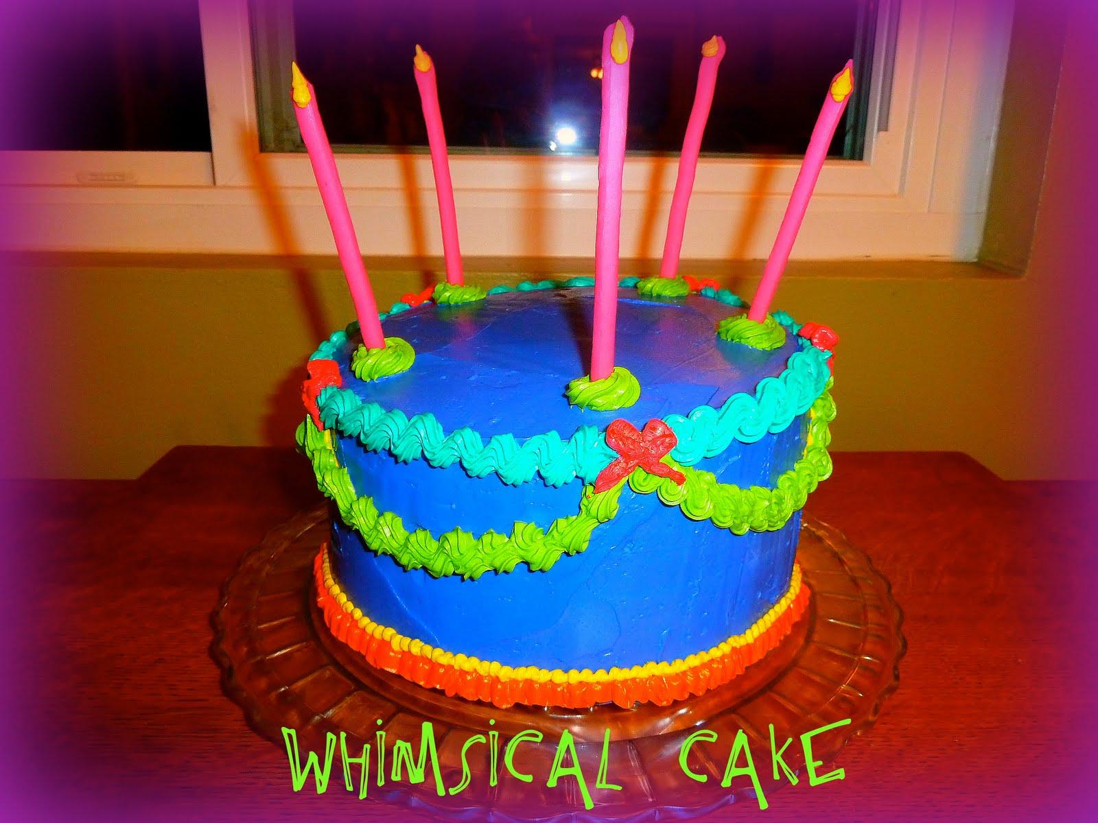 Whimsical Bakehouse Carrot Cake