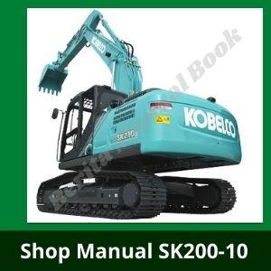 Shop manual sk200-10 sk210lc-10