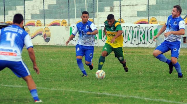 Nacional de Patos inicia série de amistosos vencendo time de Itaporanga