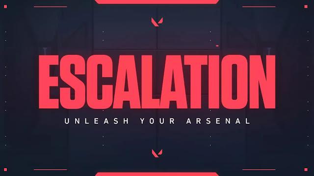 "Escalation Mode, Mode Baru ""Gun Game"" Versi Valorant"