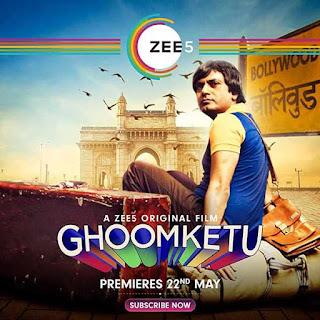 Ghoomketu First Look Poster