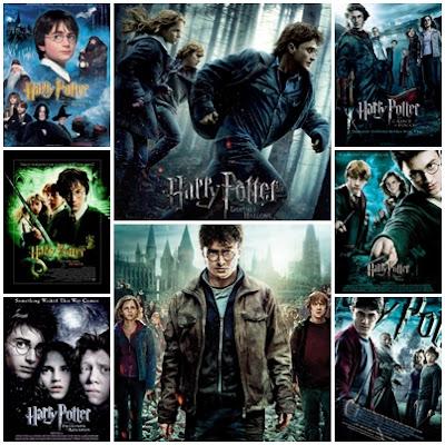 Rede Cinemark fará maratona com todos os filmes de Harry