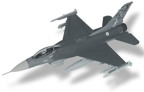 aviones de combate F-16CJ Fighting Falcon