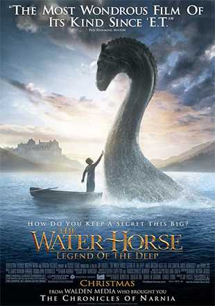 The Water Horse 2007 BRRip 720p Dual Audio In Hindi English