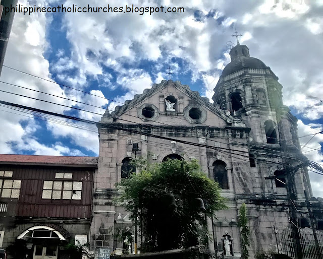 OUR LADY OF THE ABANDONED PARISH CHURCH, Santa Ana, Manila, Philippines