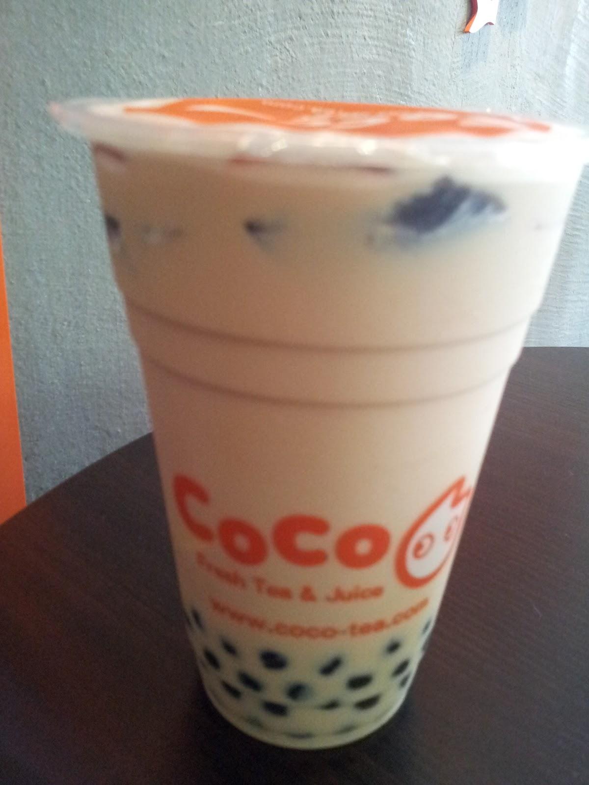 By Photo Congress    Coco Milk Tea Menu Sugar Level