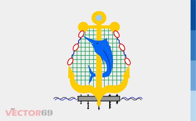 Logo Pelabuhan Perikanan Samudera - Download Vector File EPS (Encapsulated PostScript)