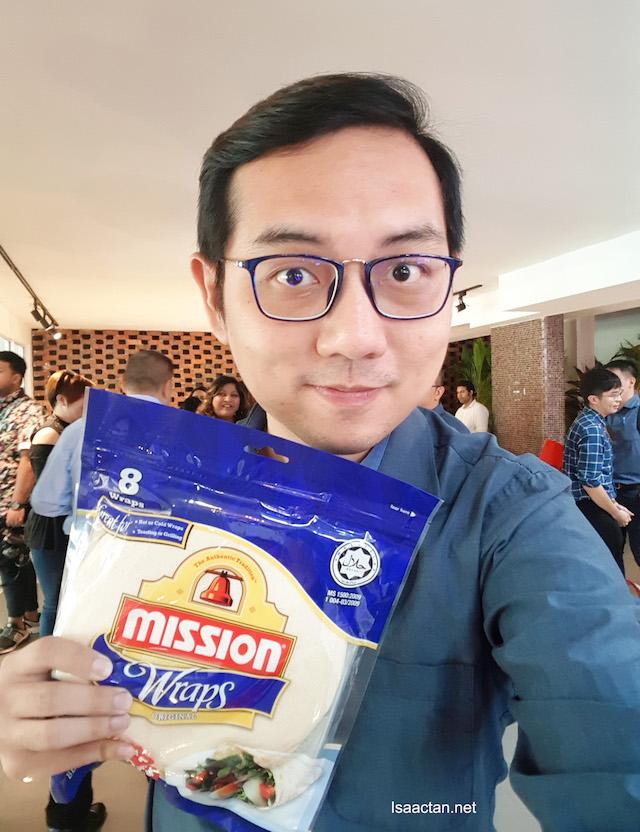 Mission Foods' Supersoft Original Wraps - Stronger & Softer