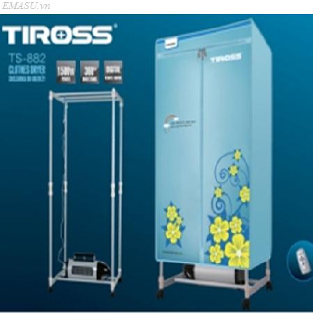Cửa hàng tủ (máy) sấy quần áo cao cấp Tiross TS882 (TS-882) chính hãng giá tốt ở Hà Nội và các tỉnh thành trên toàn quốc