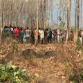 Warga Satu Dusun Sembunyi di Hutan Gegara Takut Disuntik Vaksin Covid-19