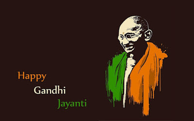 gandhi jayanti images with quotes