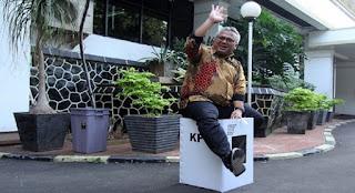 Ketua KPU Arief Budiman Dinyatakan Positif COVID-19, Apa yang Harus Dilakukannya?