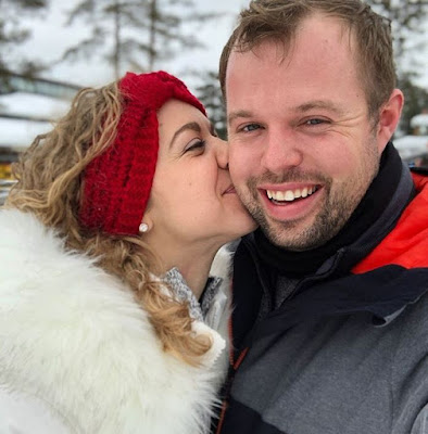 Abbie Burnett Duggar and John-David Duggar