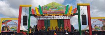 Festival Iraw Tengkayu X di Pantai Amal Tarakan 20191222