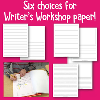 https://www.teacherspayteachers.com/Product/Writers-Workshop-Starter-Collection-180055?utm_source=Elementary%20Matters%20Blog&utm_campaign=Writer%27s%20workshop%20Packet