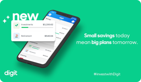 Invest with Digit