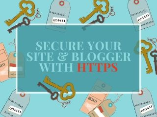 Secure your site with HTTPS