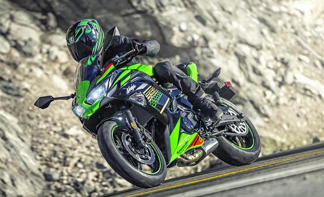 Kawasaki Ninja 650 2020 KRT wallpaper