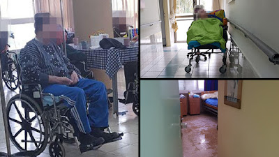 לאף אחד לא אכפת מהקשישים