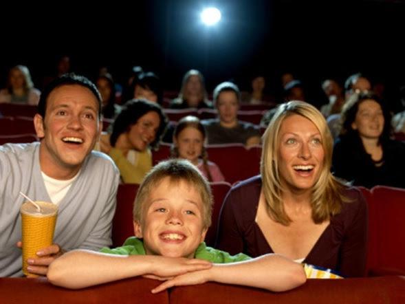 Nonton Bareng si Kecil di Bioskop, Kenapa Tidak?