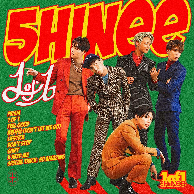 Korean MyuzicStyleZ: SHINee - 1 of 1 [Easy-Lyrics | ENG]