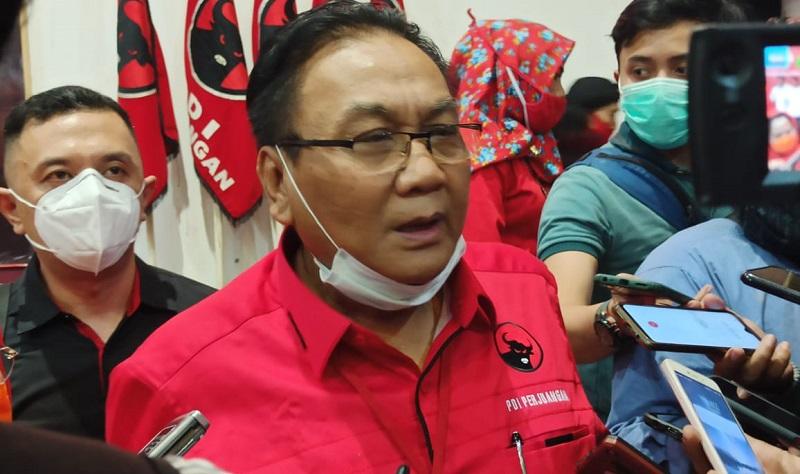 Waduh! PDIP Persilakan Ganjar 'Pergi' Jika Ada Partai Lain yang Mau Meminangnya