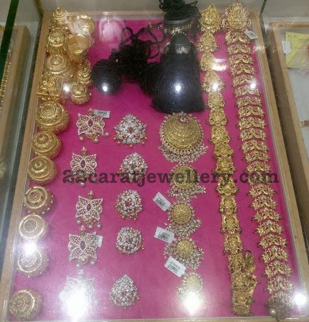 Gold Jada Coins and Choti