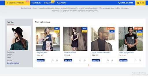 16. Journal Ecommerce Blogger Template