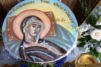 Λαμπρά εορτάστηκε η κοίμηση της Θεοτόκου στον Μητροπολιτικό Ναό Καστοριάς (ΦΩΤΟΣ)