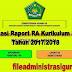 Aplikasi Raport RA Kurikulum 2013 Tahun 2017/2018