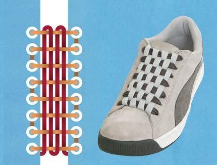15 Teknik Mengikat Tali Sepatu Dengan Gaya Tampil Beda - Japung f5ee1dbcbe