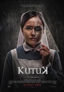 Sebuah Film Horror Indonesia Terbaru Produksi Open Door Films Review Kutuk 2019 Bioskop