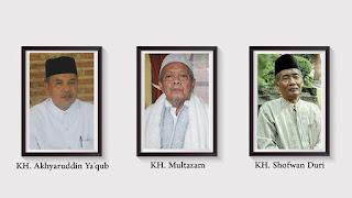 Guru Kiai MA Hasyim Asy'ari Bangsri