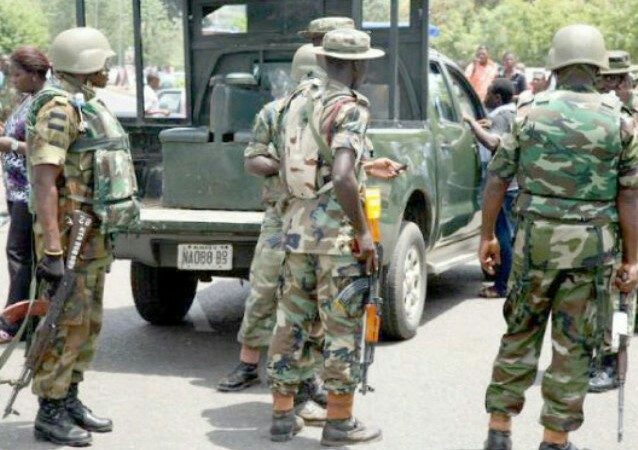 Image result for Boko Haram kills five Soldiers, injures 19 in Borno