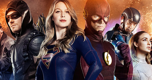 Arrow Supergirl The Flash Legends of Tomorrow crossover