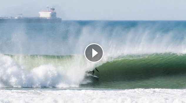 Un surfari a Baja California