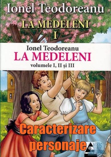 Ionel Teodoreanu La Medeleni Pdf