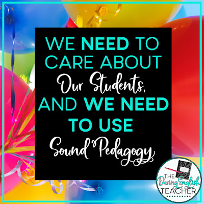 Keeping the Teacher Perspective: Focusing on Sound Pedagogy in and Instagram World
