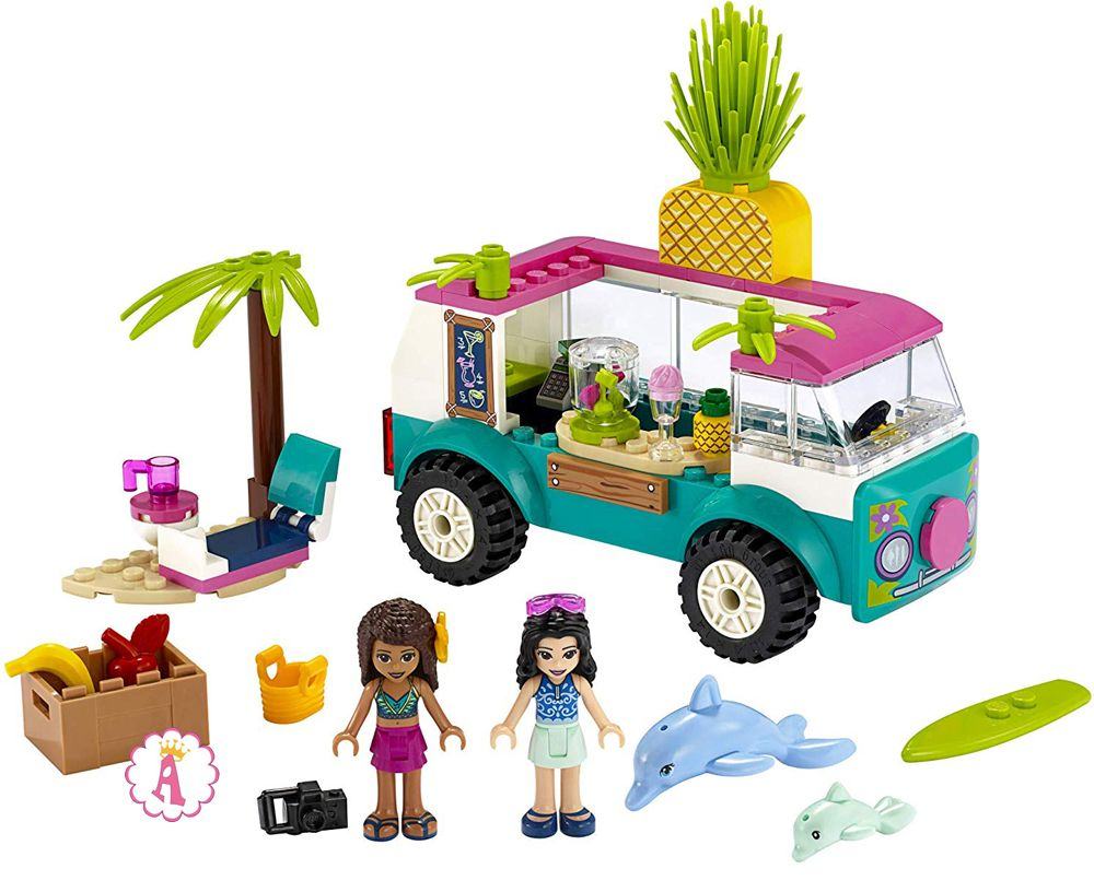 Новинка LEGO Friends 2020 Juice Truck 41397