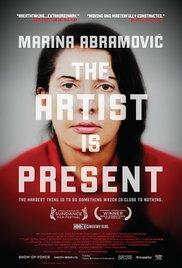 Watch Marina Abramovic: The Artist Is Present Online Free 2012 Putlocker