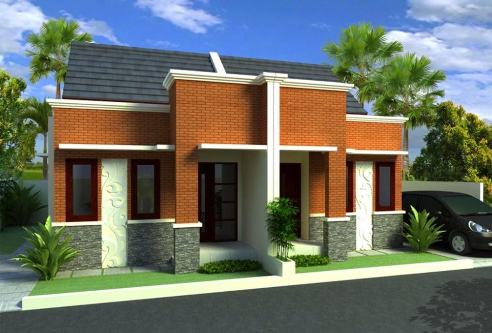 Dekorasi  Rumah  Minimalis  Type  45 Bernuansa Sejuk 100