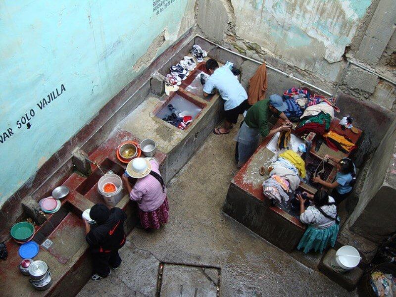Penjara San Pedro, Bolivia