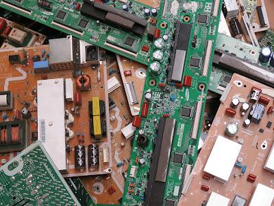 Secretaria do Meio Ambiente de Marumbi fará coleta de lixo eletrônico