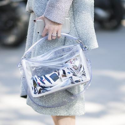 Transparent Trend: Make Your Street Style More Impressive