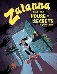 Read Zatanna and the House of Secrets online