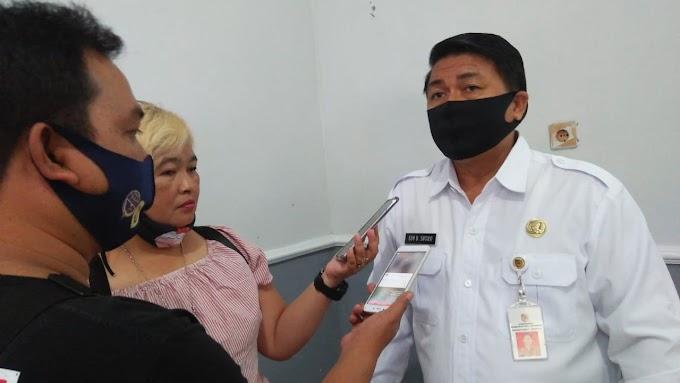 Setijab Kepala Dinas DPMD Jember  Dilaksanakan di Aula.