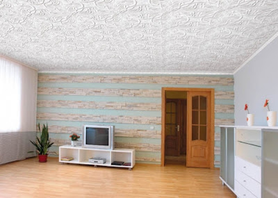 The best types of ceiling coverings for your interior 2019,Foamed plastic ceiling coverings