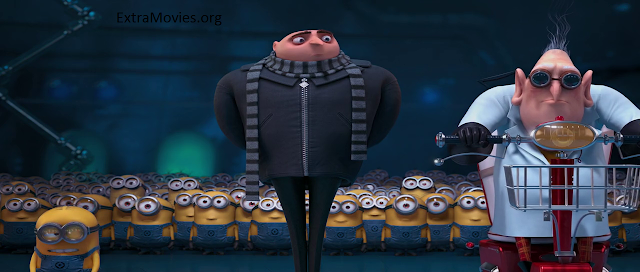 Despicable Me 2 2010 dual audio bluray brrip
